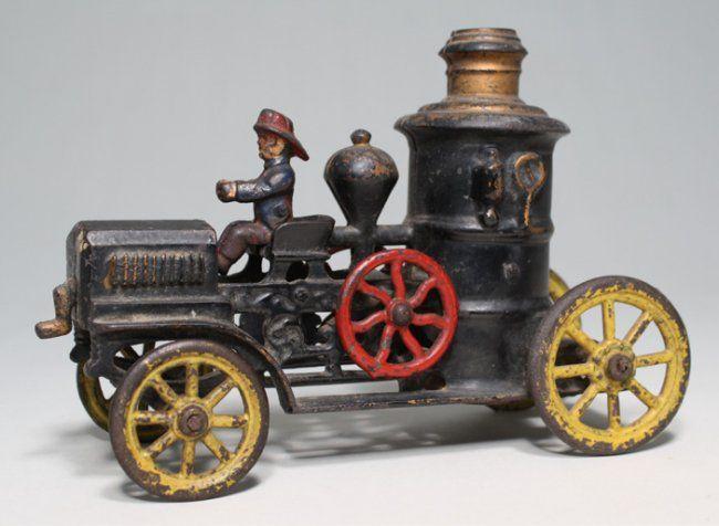 Early Steam Pumper : Lot 265