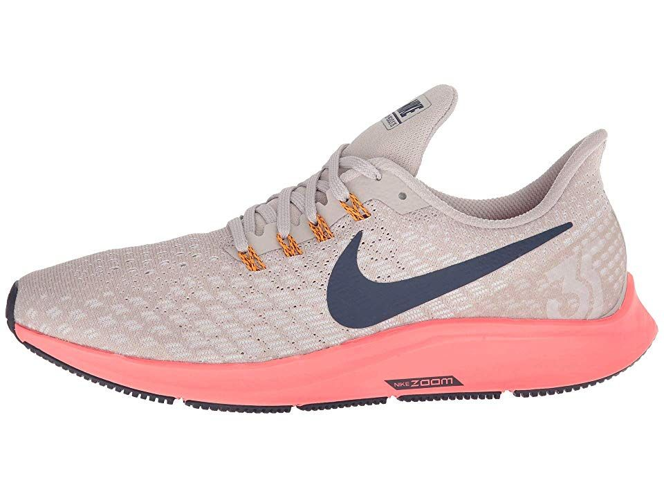 922ad2de270 Nike Air Zoom Pegasus 35 Men s Running Shoes Moon Particle Blackened  Blue White