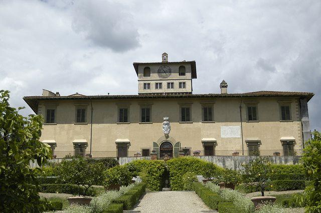 Villa Medicea La Petraia, Firenze