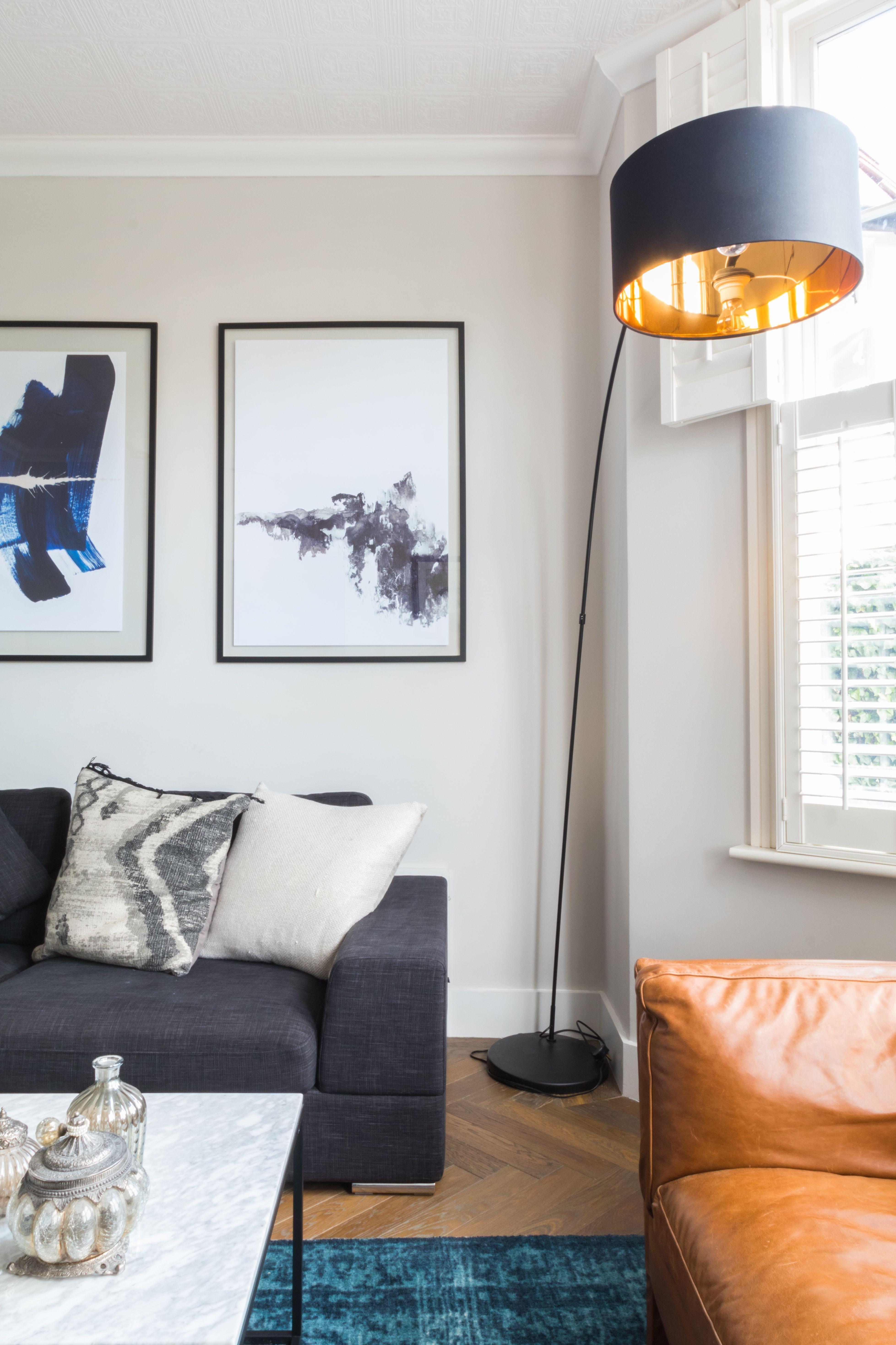 living room, scandi style, industrial luxe, mid century, mid century ...