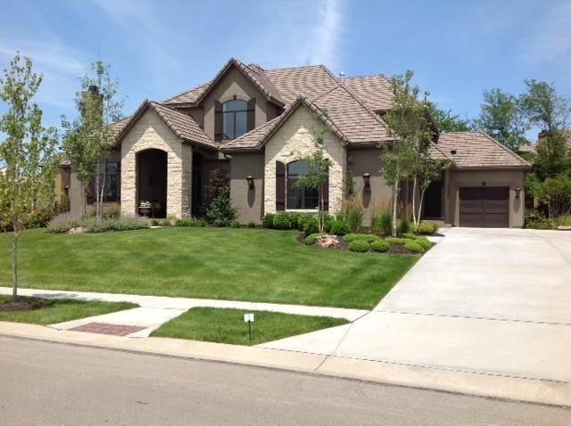 Custom Overland Park Homes See Photographs Of Jim Larson Homebuilders Luxury In Mills Farm And Polo Fields Kansas
