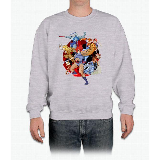 Thundercats Crewneck Sweatshirt