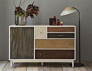 Carta adesiva per mobili | marcenaria minimalista | Aparador com ...