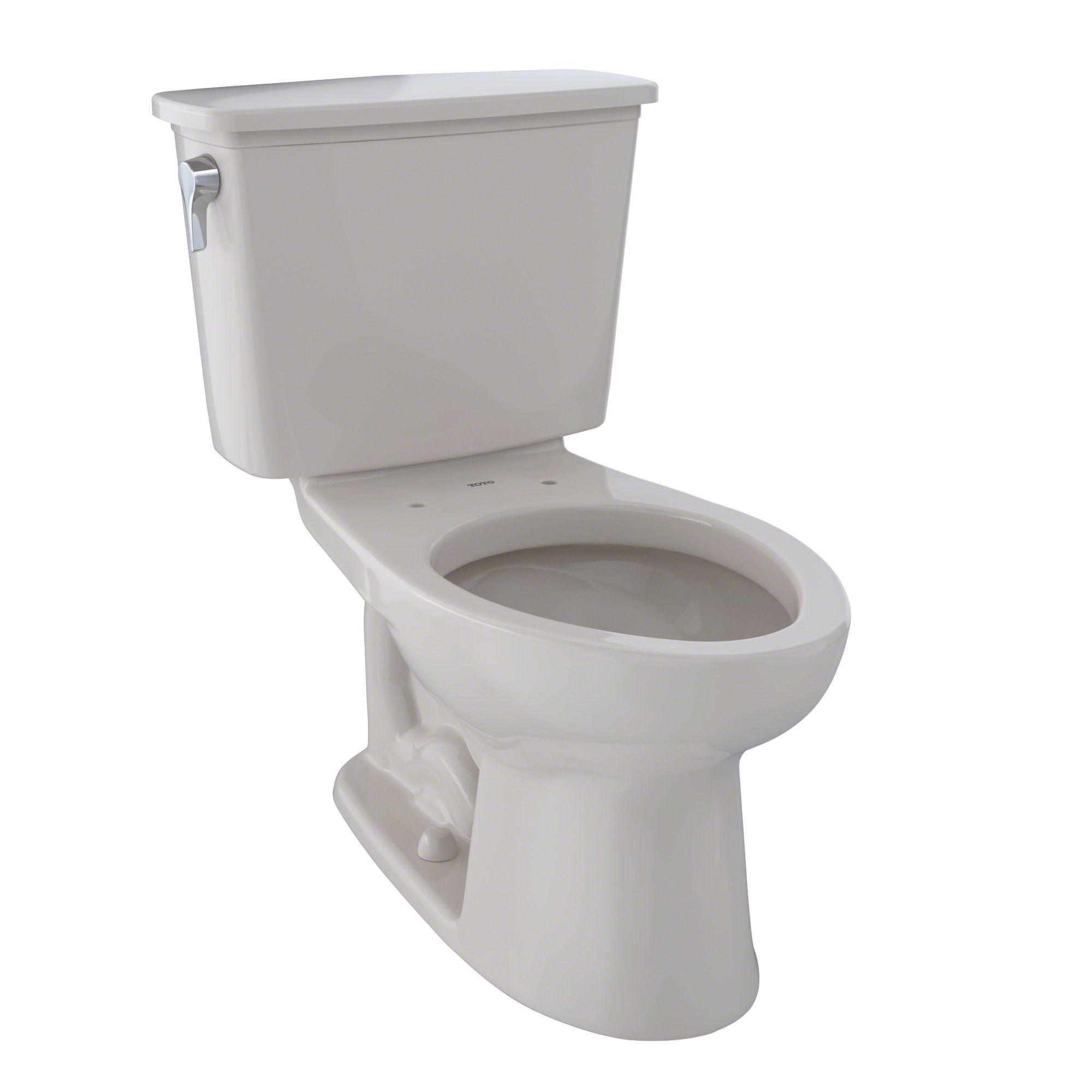 Toto Eco Drake Transitional Two Piece Elongated 1 28 Gpf Toilet Sedona Beige Cst744en 12 Toilet Modern Aesthetics Dual Flush Toilet