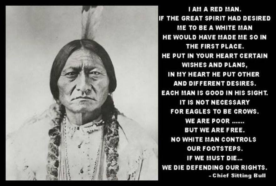 quote Sitting Bull