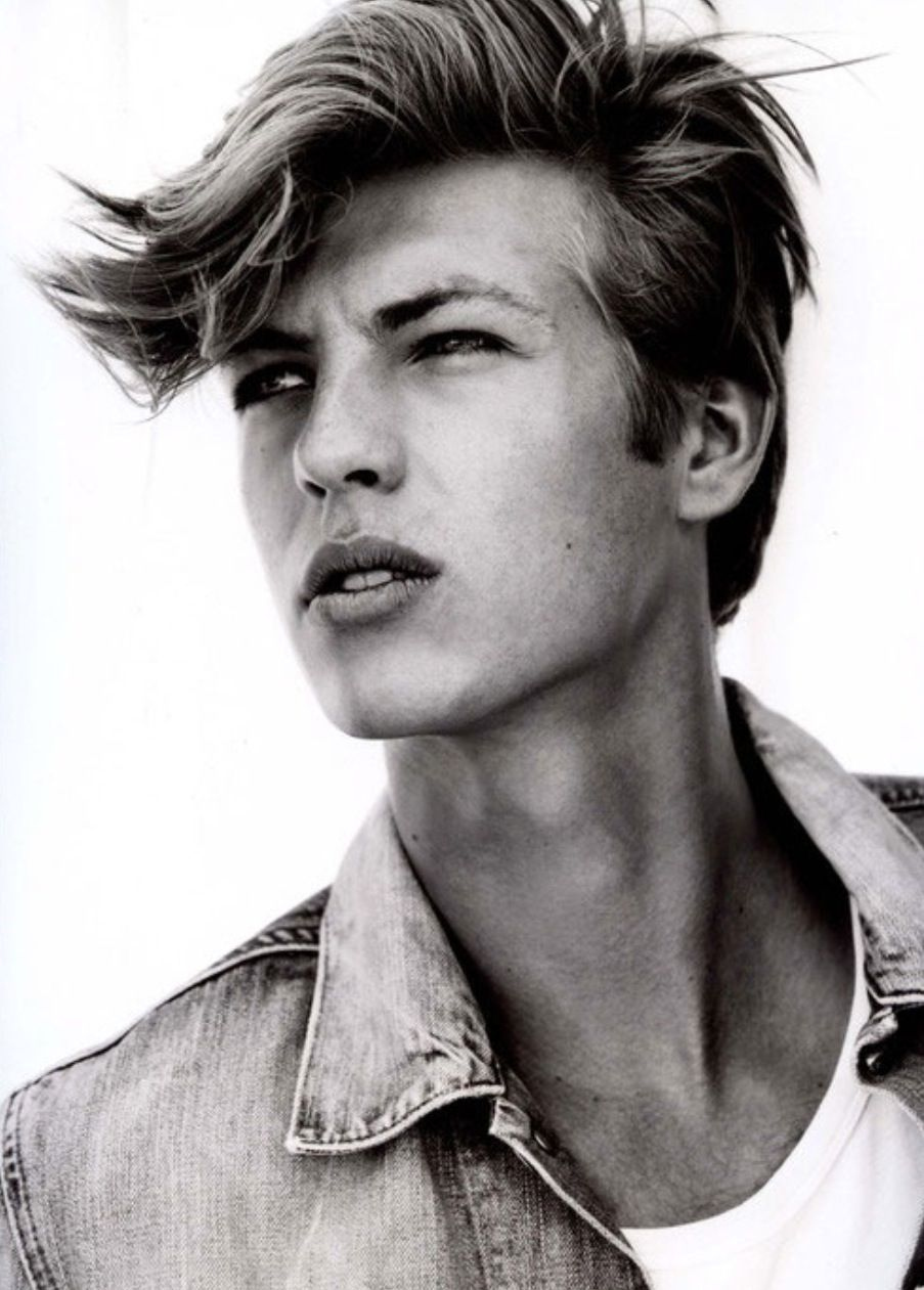 Medium short haircut men long hair on top do you see a trend for mens style  mens haircut
