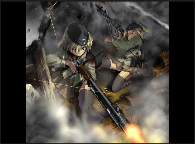 Anime world war 2 scene take 2 anime Pinterest Anime