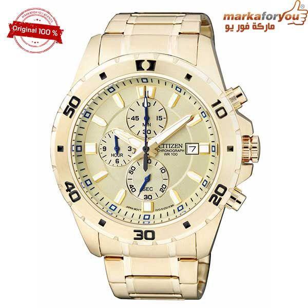 ساعة سيتيزن ايكودرايف رجالي جلد Rolex Watches Accessories Rolex