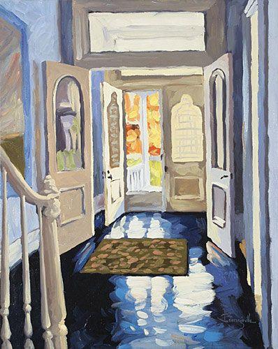 Larry Bracegirdle  malen Pinterest Intérieur, Artistes et - sorte de peinture pour maison