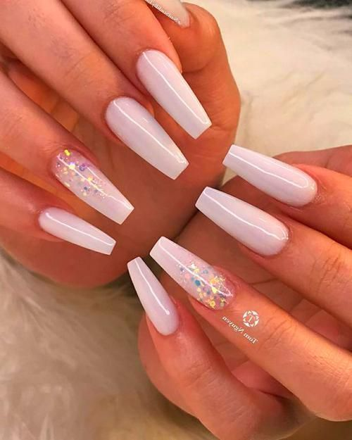 pretty nails for school ~ Nails / pretty nails acrylic / pretty nails simple / pretty nails for summ