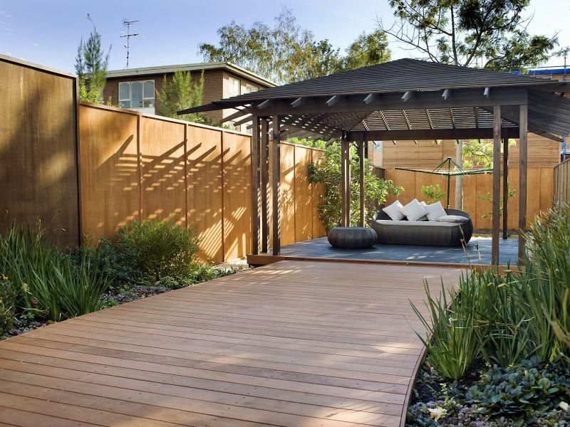 Superieur Outdoor Living Design With Deck From A Real Australian Home   Outdoor  Living Photo 495136
