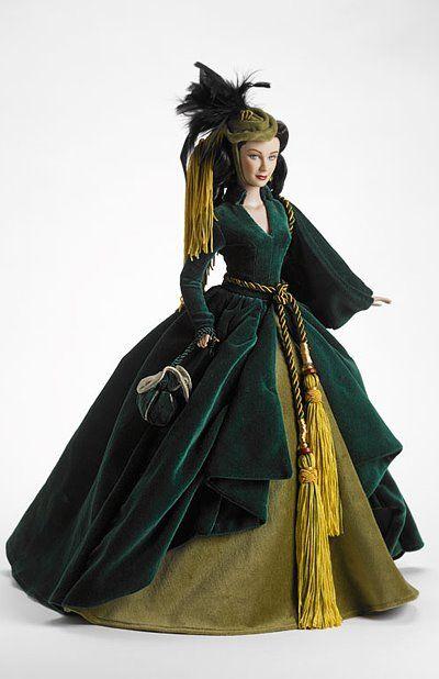 """El precioso """"courtain dress"""""""