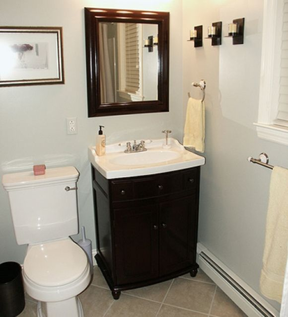 Simple Bathroom: Simple Bathroom Decorating Ideas