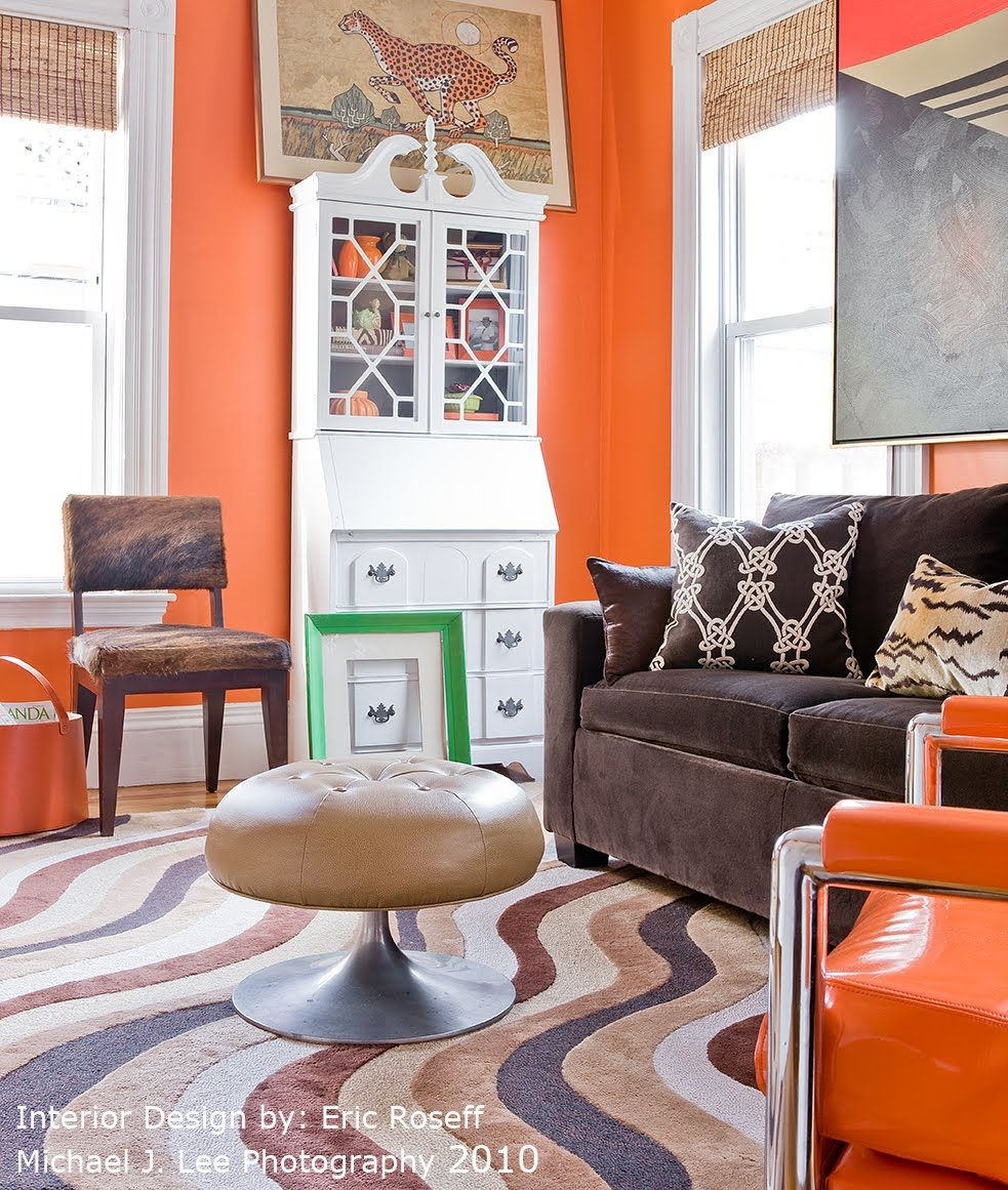 masterful use of bright colors by eric roseff to create on designers most used wall color id=62335