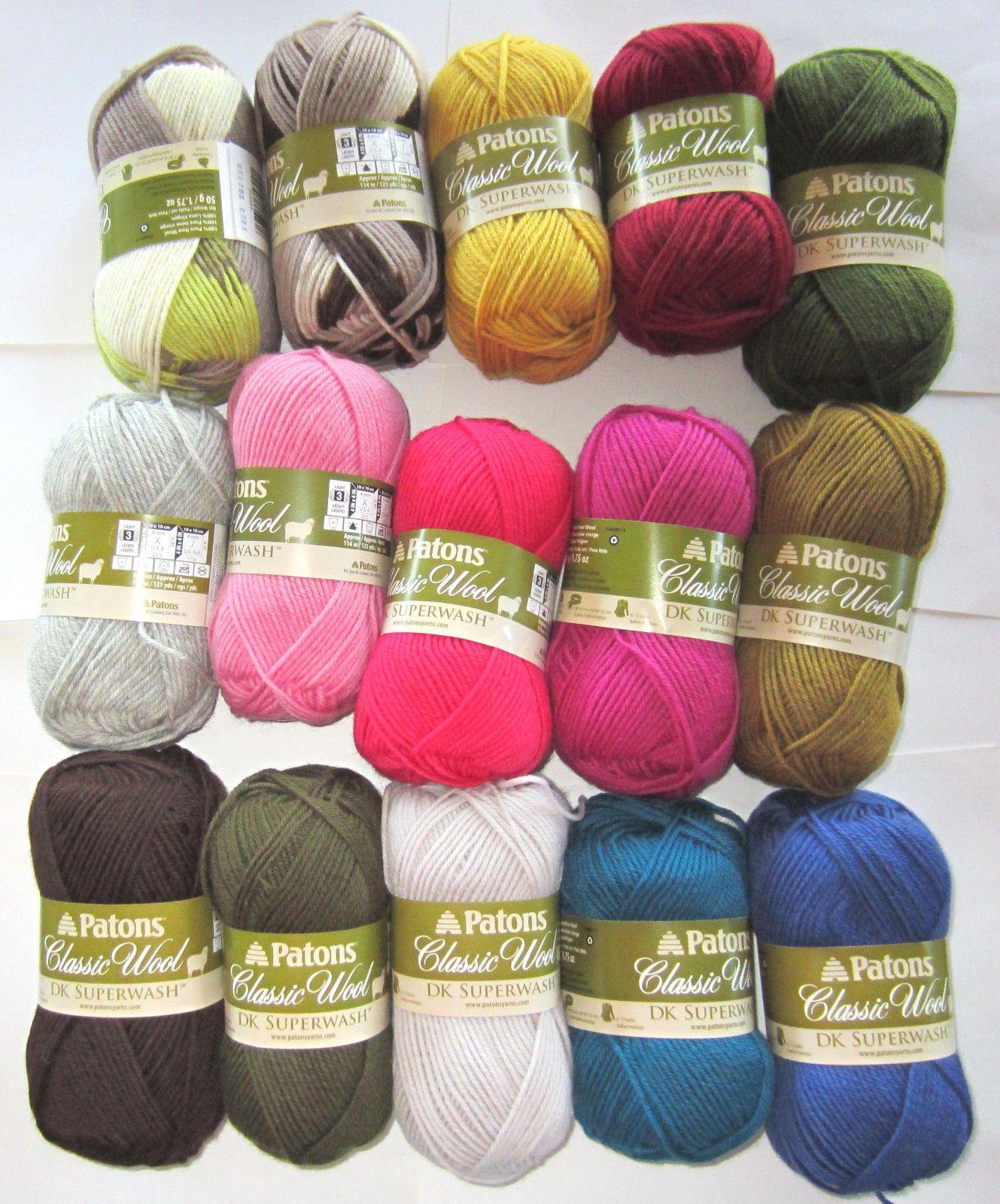 US $4.79 New in Crafts, Needlecrafts & Yarn, Yarn
