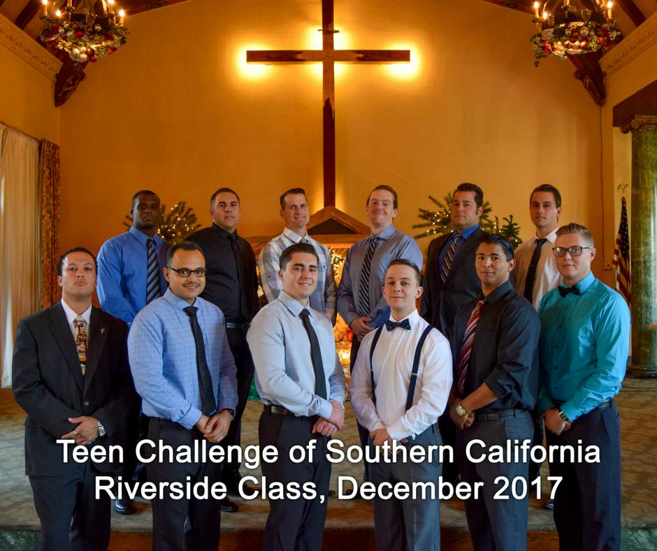 Teen challenge in riverside