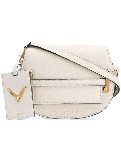 VALENTINO Valentino Garavani My Rockstud Bag. #valentino #bags #shoulder bags #leather #