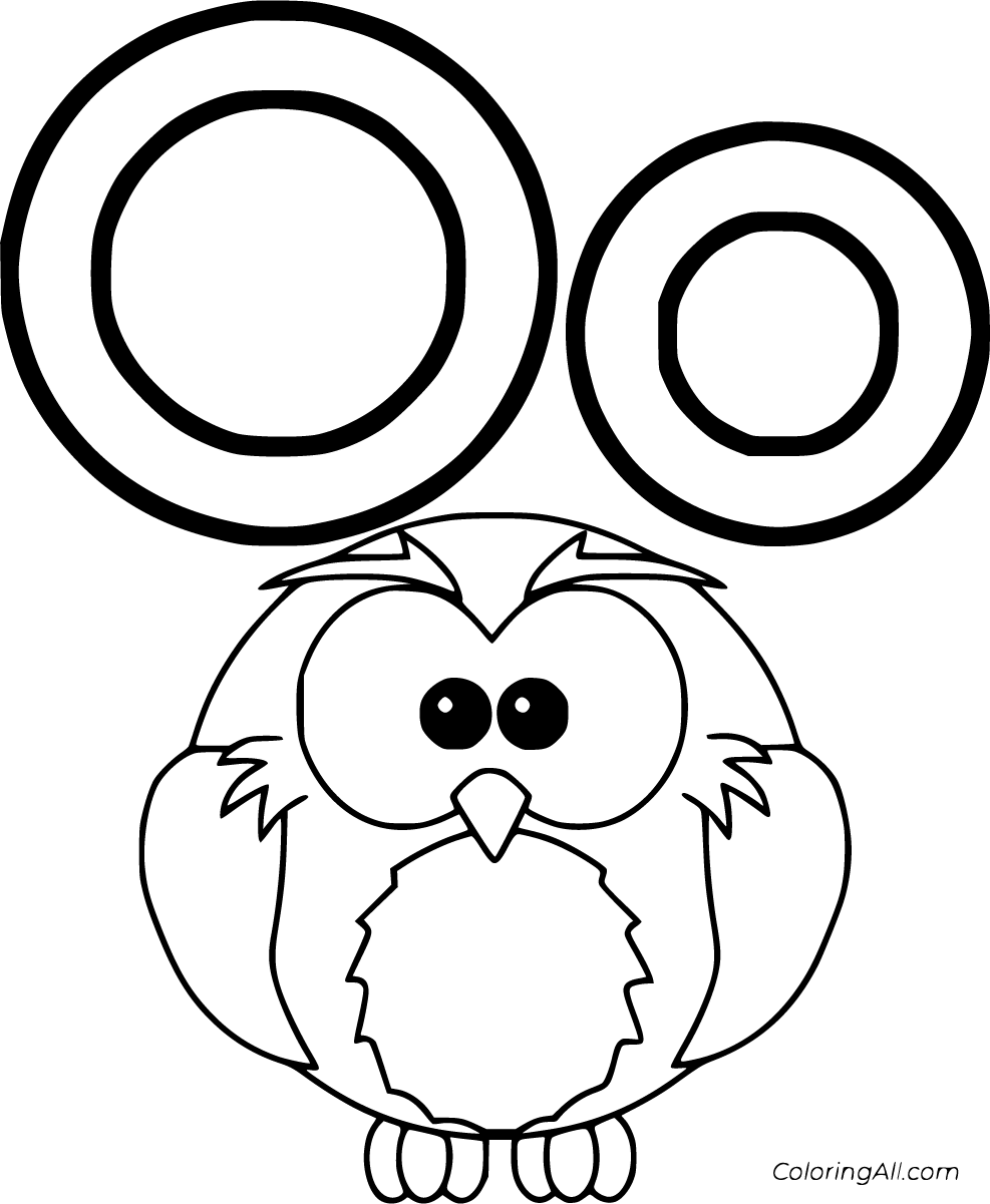 16 Free Printable Letter O Coloring Pages In Vector Format Easy To Print From Any Device And Automa Alphabet Coloring Pages Alphabet Coloring Coloring Letters