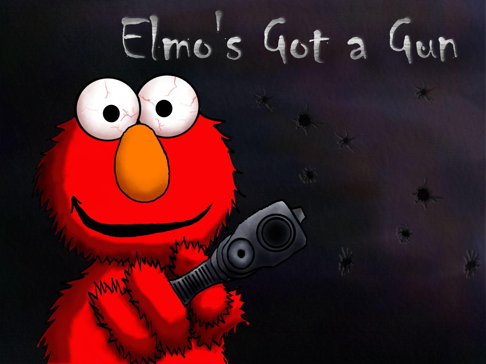 Elmo images Elmo wallpaper and background photos 1366768 Elmo