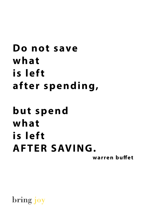 should you save while paying off debt + our budget