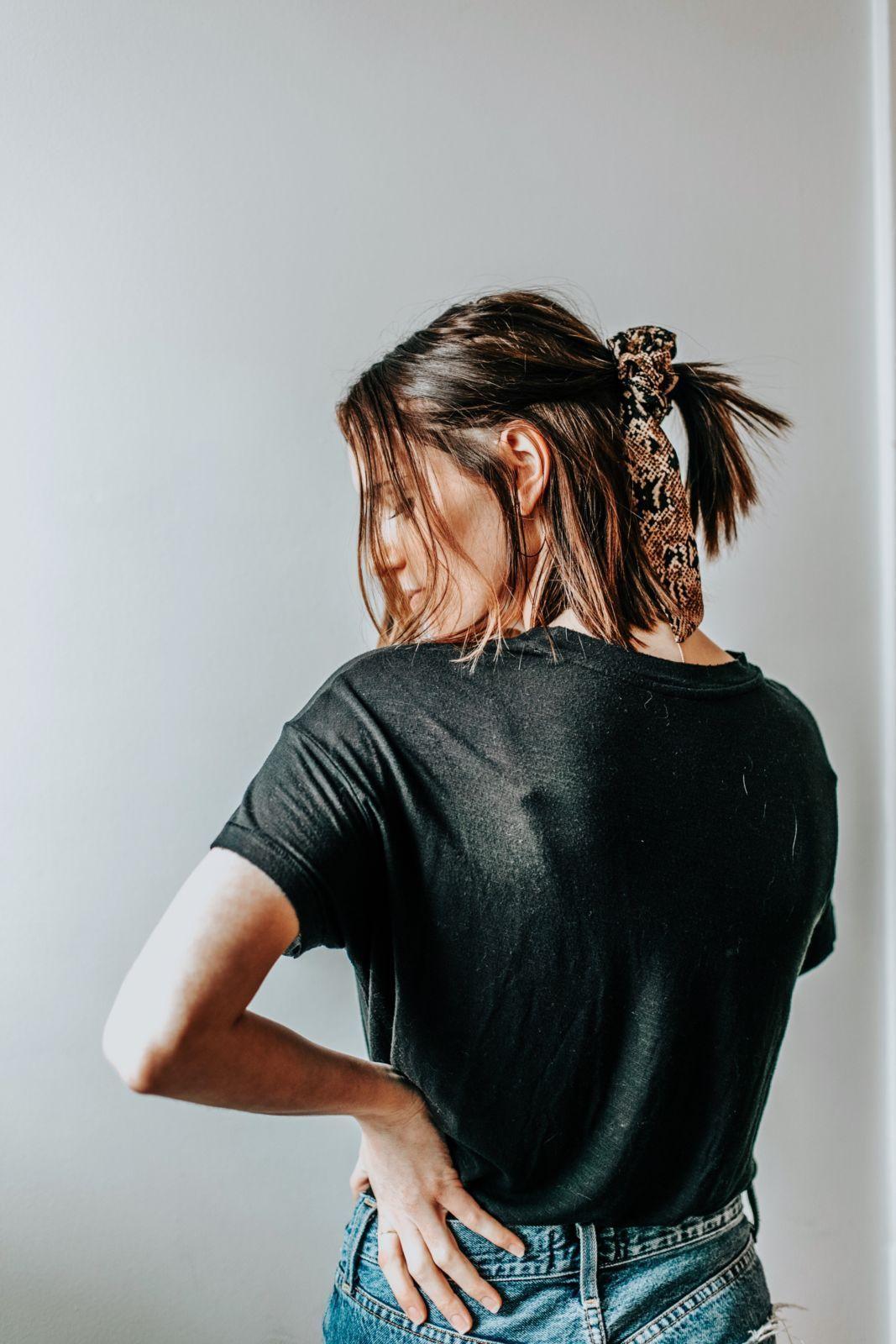 3 Hairstyles For Short Hair - Easy Ideas in 3  Short hair