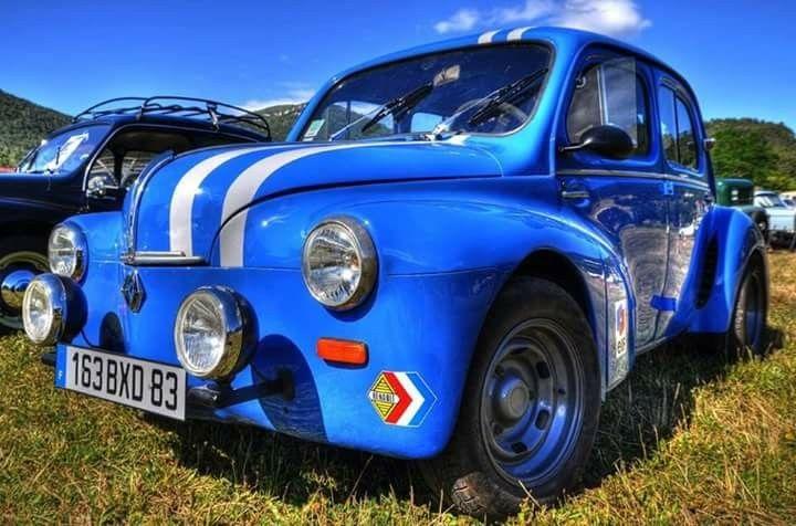 Renault 4cv Gordini Voitures Anciennes Voiture Renault Sport