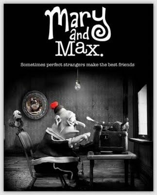 Pin De Tobias Spangen En Peliculas Mary Max Peliculas De Animacion Y Posters Peliculas