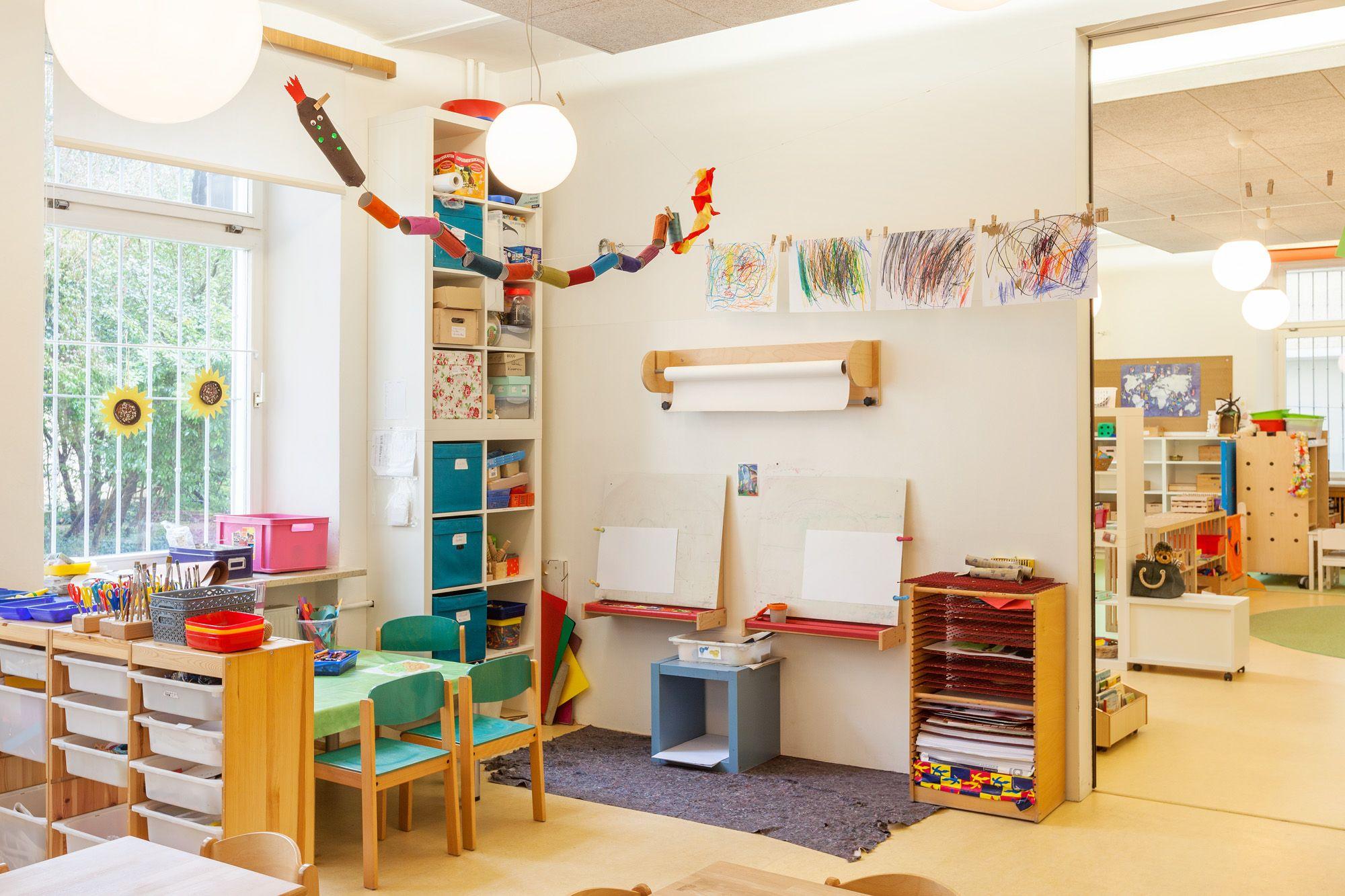 kindergartenräume gestalten GoogleSuche Raum, Haus