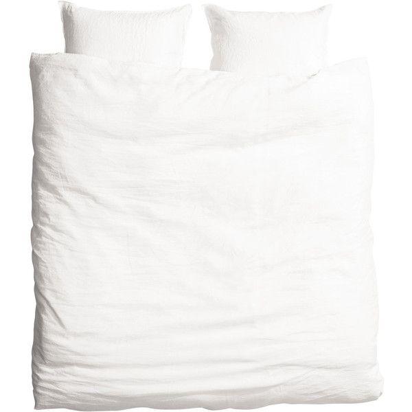 H M Linen Duvet Set Double Linen Duvet Linen Duvet Covers Duvet Sets