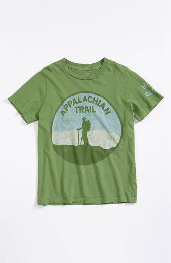 1b5d0ae6fd7 Peek  Appalachian Trail  T-Shirt (Infant)