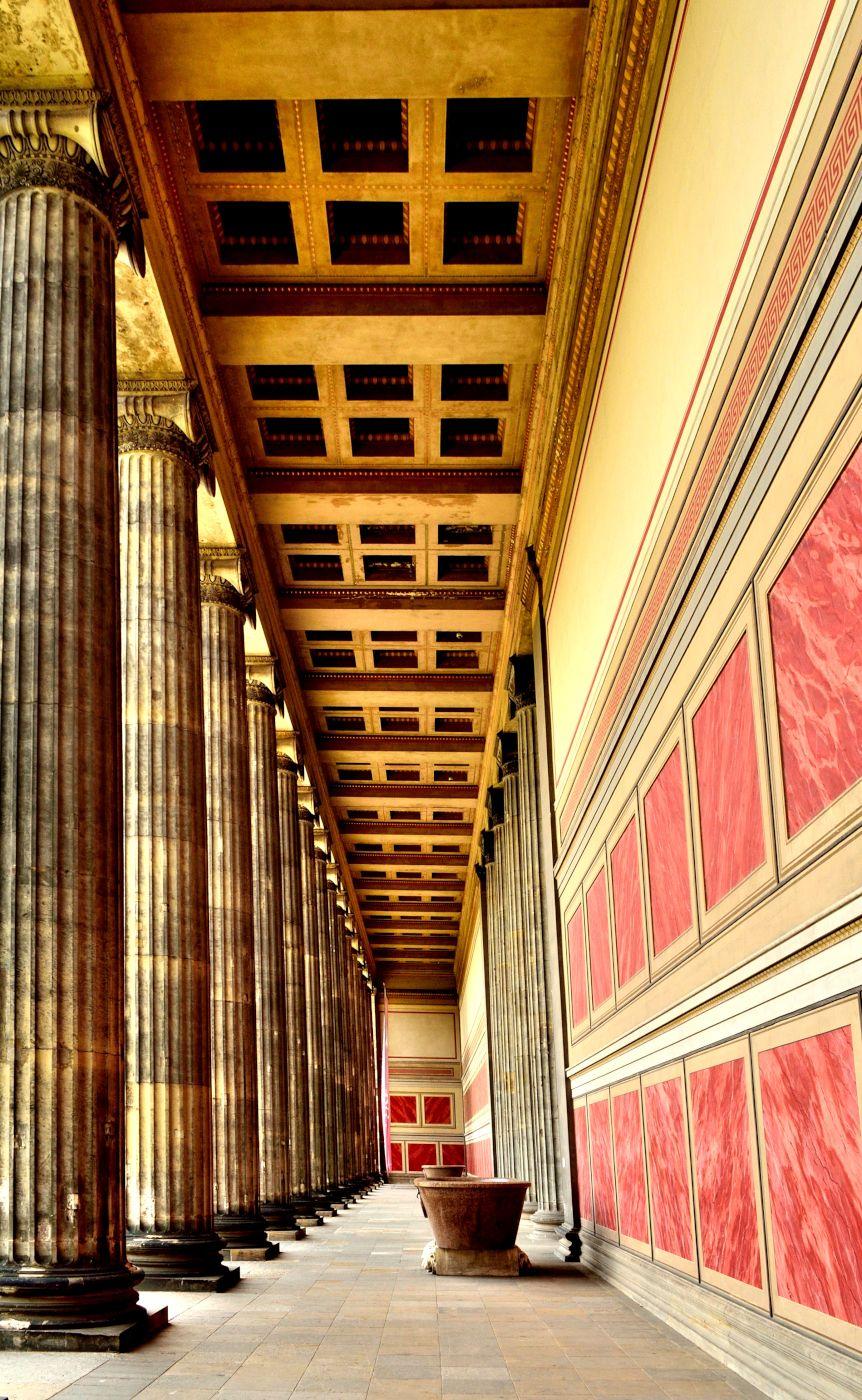 Altes Museum Berlin Karl Friedrich Schinkel Architecture Details Famous Buildings Amazing Architecture