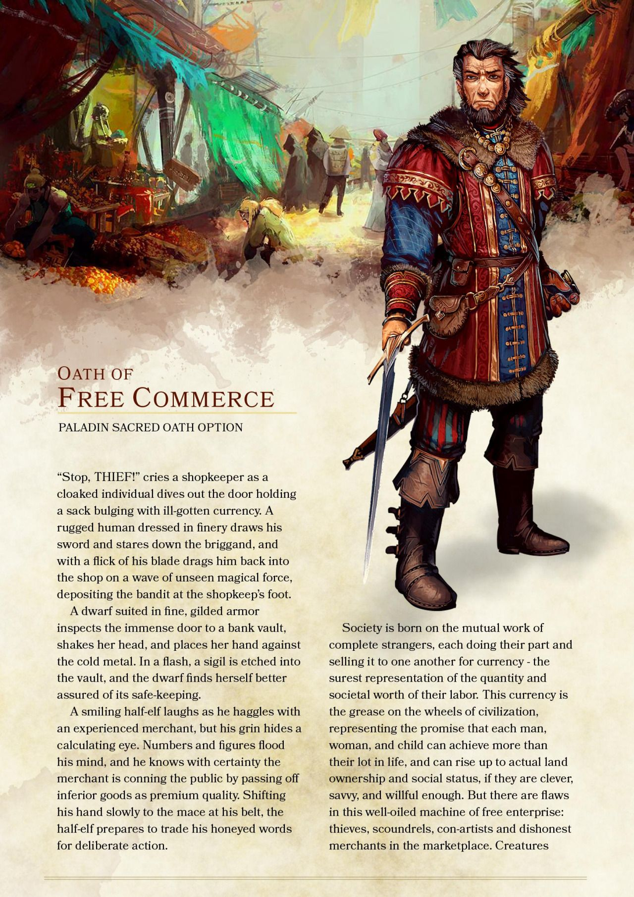 Homebrew material for 5e edition Dungeons and Dragons made by the community. | Dungeons and ...
