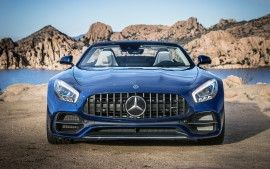 WALLPAPERS HD: Mercedes AMG GT Roadster