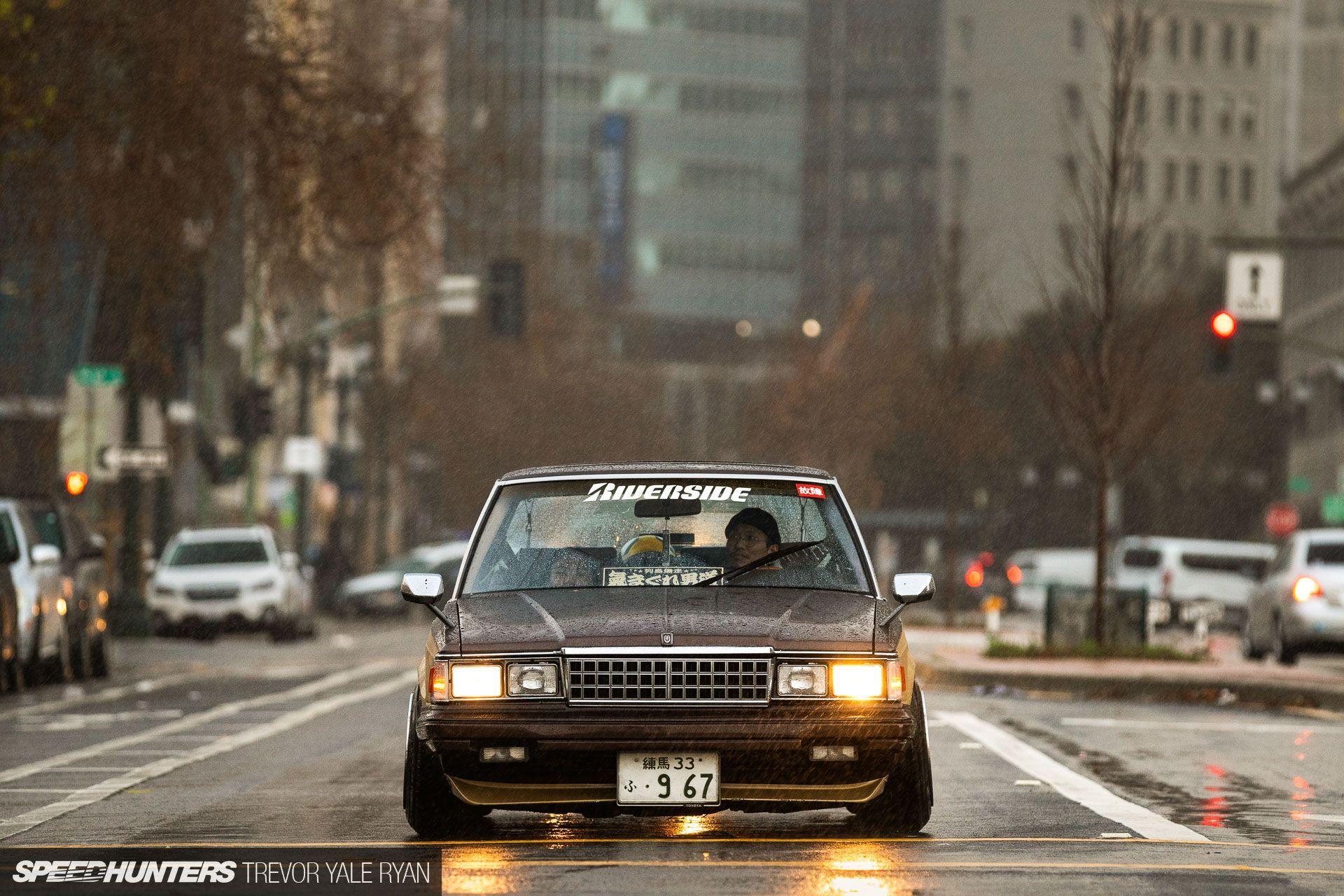 oakland built kaido inspired a californian cressida speedhunters ae86 toyota cressida subaru gt pinterest