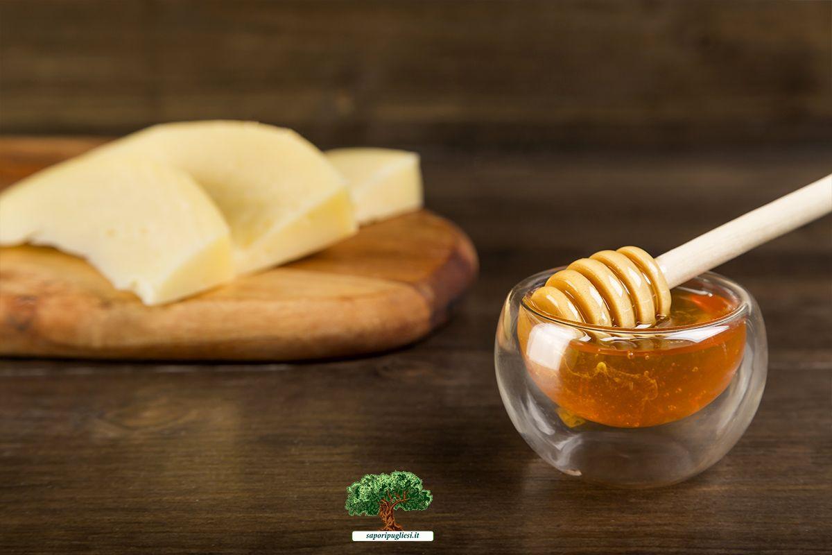 Una delizia abbinata al formaggio.  Se non ci credete, assaggiate.