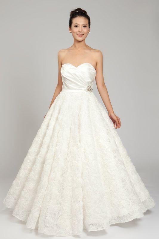 Sunday Rose Wedding Dress - Wedding Photography