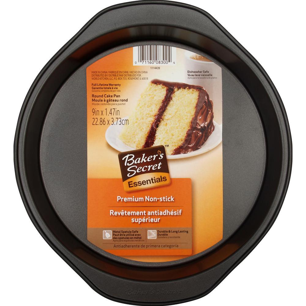 47++ 8 inch round cake pan capacity inspirations