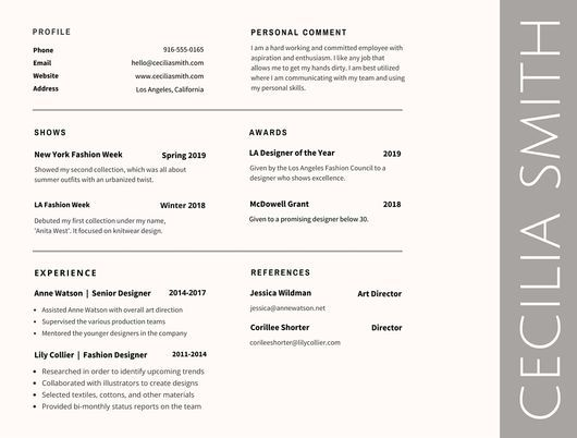 Best font combinations and typeface pairings guide - 2 T\A - best fonts to use for resume