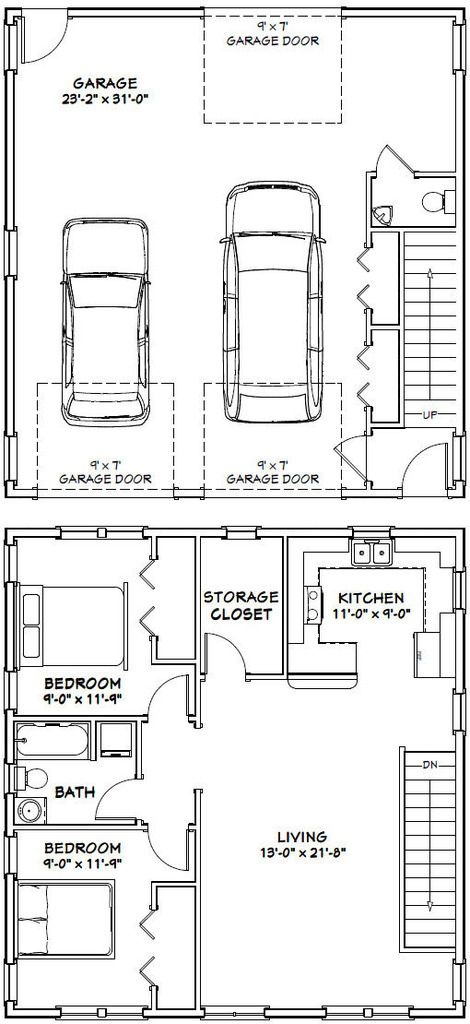 I Wouldn T Keep The Giant Storage Closet Upstairs With Storage Area In The Garage Could Be Bett Garage House Plans Carriage House Plans Garage Apartment Plans