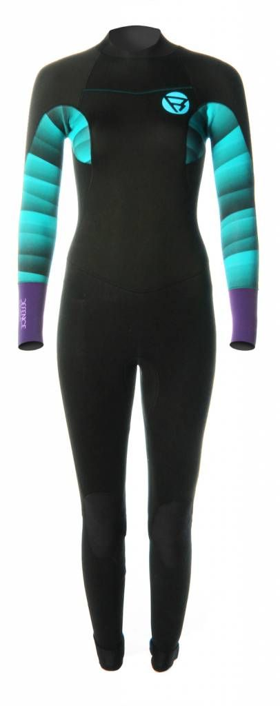 Brunotti Dames Wetsuit Defence Mint 5/3 Dl 2016 - Eurofuncenter - Eurofun.nl