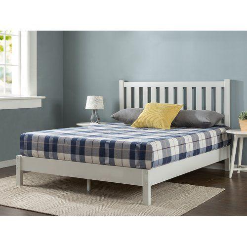 Wolverhampton Bed Frame Brambly Cottage Size Single 3 Wood