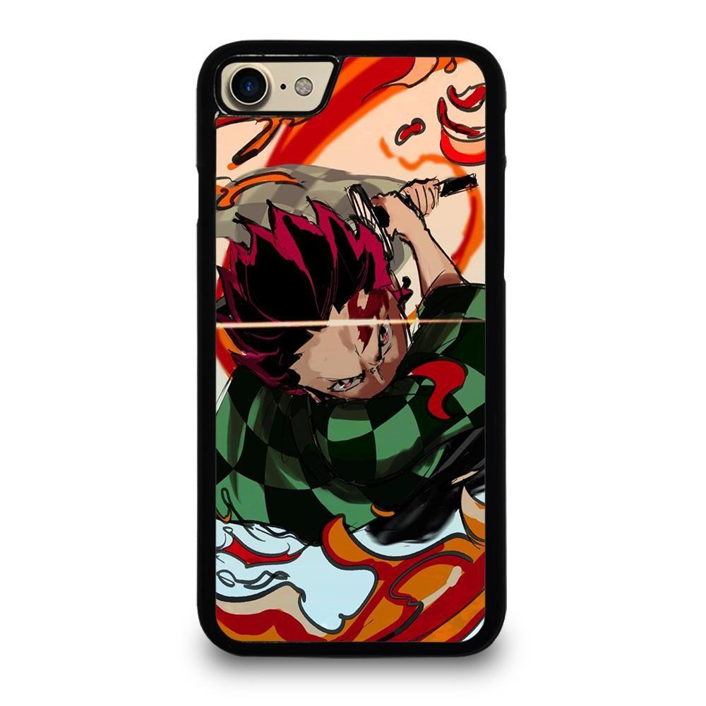 Demon slayer anime 1 iphone 7 8 case in 2020 samsung