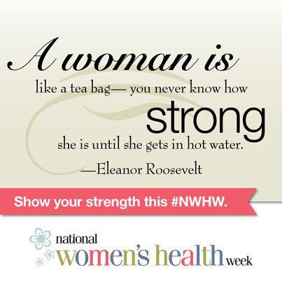Women health quotes