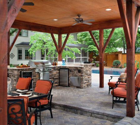traditional outdoor patio designs to capture your imagination - Outdoor Patio Design Ideen