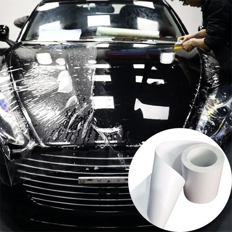 Rhino Skin Car Paint Protection Film Transparent Vinyl With