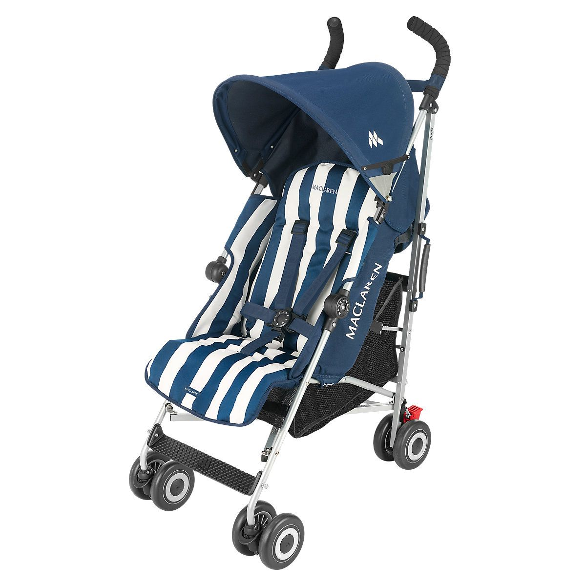 Heritage Stripe Maclaren Stroller Umbrella Stroller Stroller