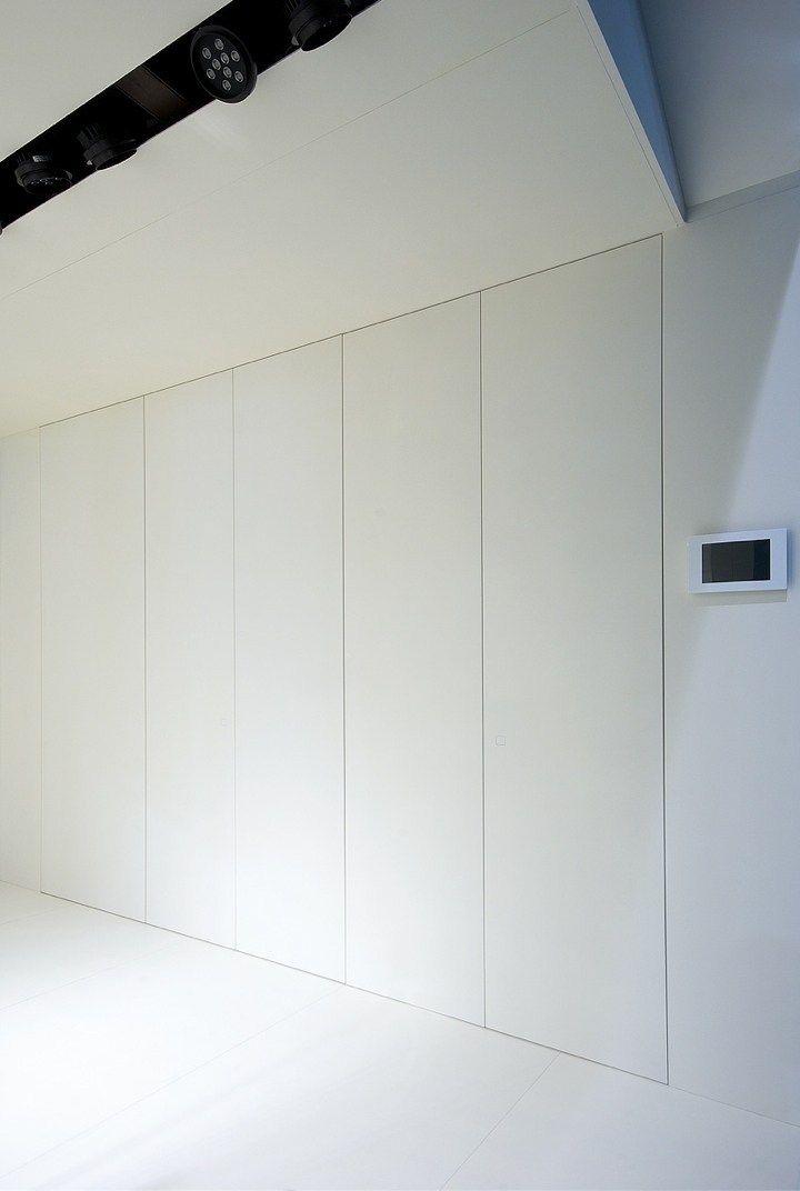 Armadio a muro COMBI DOOR - Sistemi RasoParete® | For the Home ...