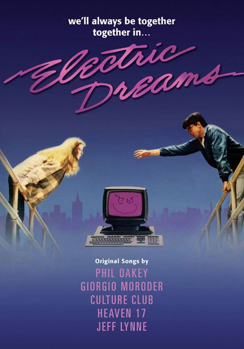 Electric Dreams 1984 Dream Video I Movie Culture Club