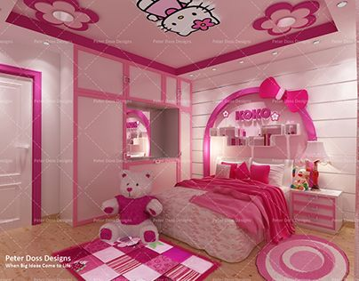 "Check out new work on my @Behance portfolio: ""Teenage Girl's Room Design"" http://be.net/gallery/32201527/Teenage-Girls-Room-Design"