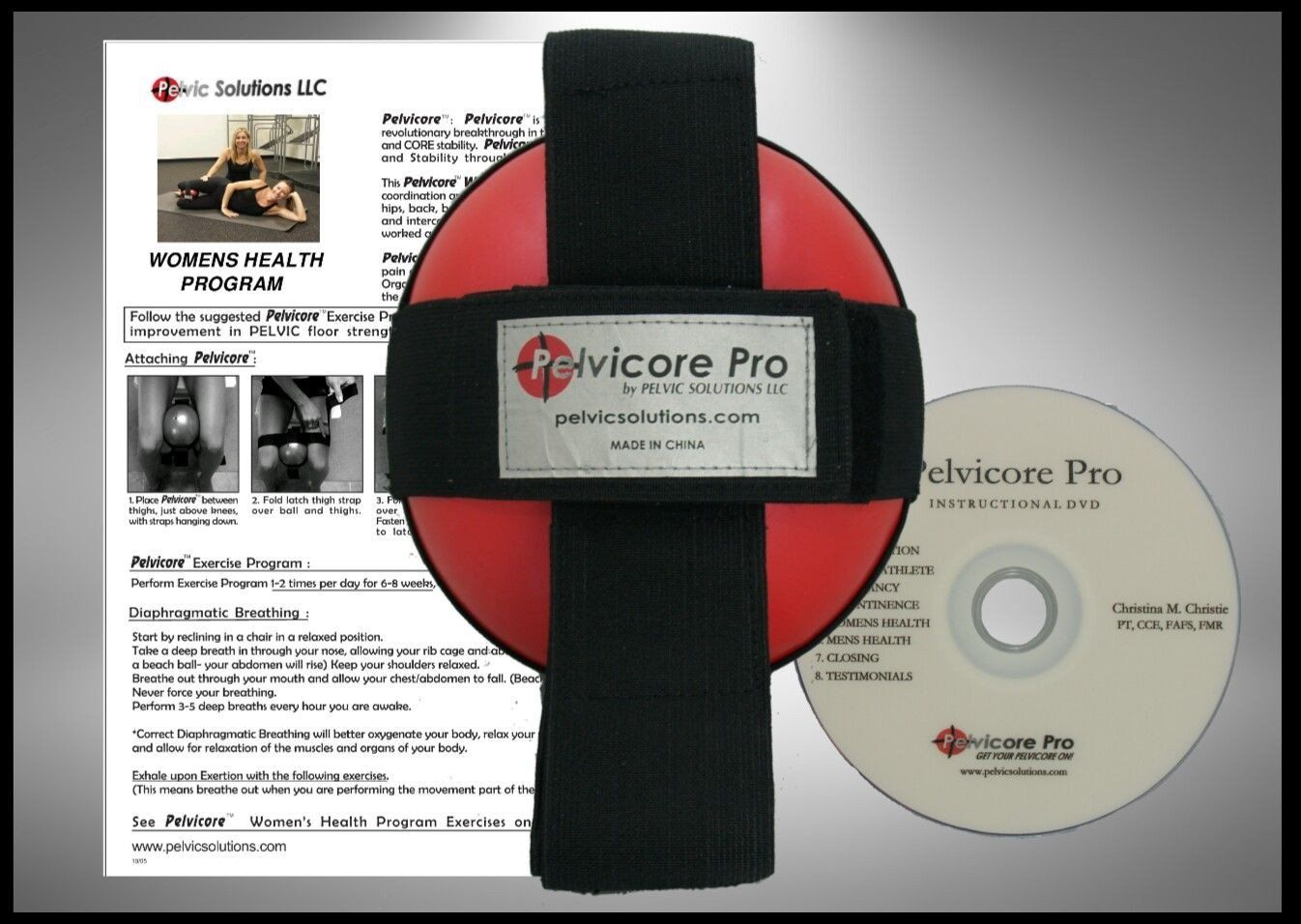 Pelvicore Womens Health Pelvic floor, Pro fitness